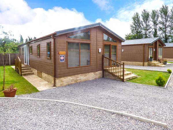 Squirrel Lodge at Woodlands View,Coleford
