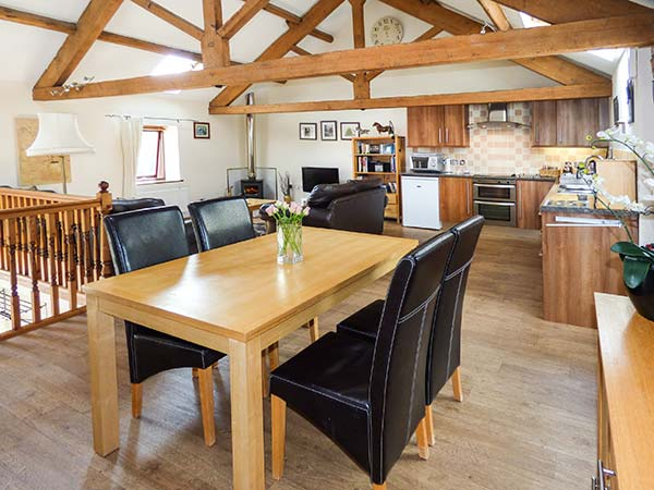 Hayloft Cottage