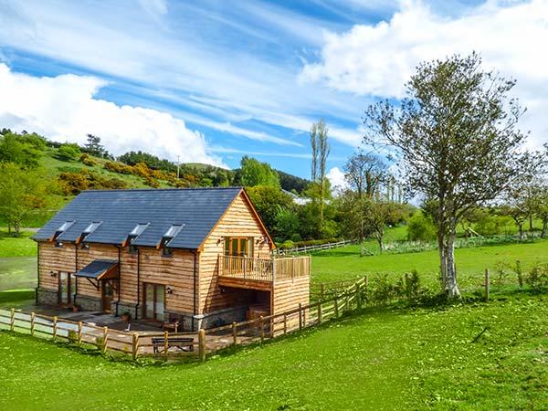 Brynhir Farm, Wales