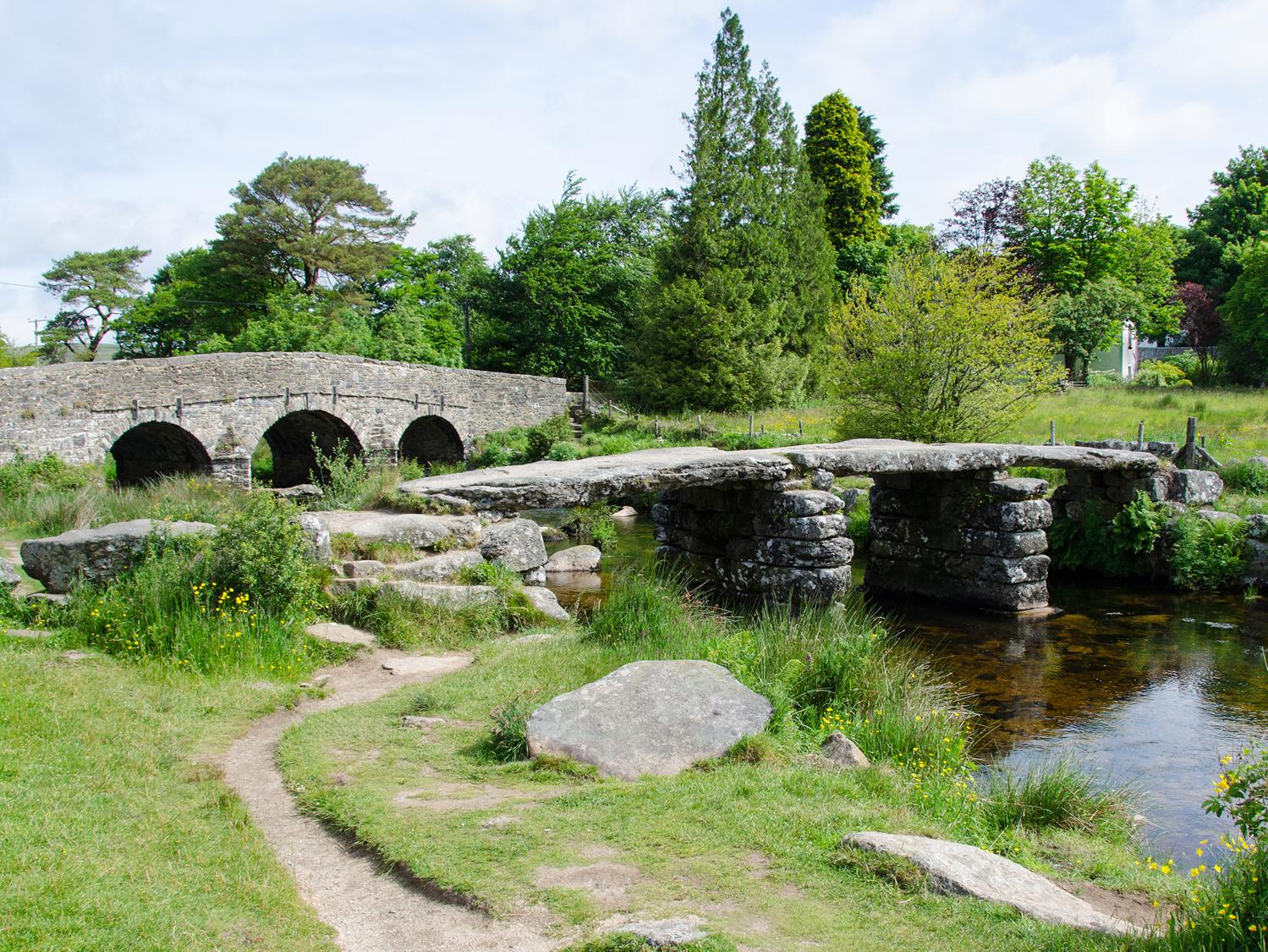 Drewstone Arches