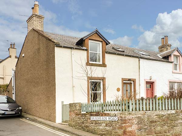 1 Blinkbonny Cottages, Scotland