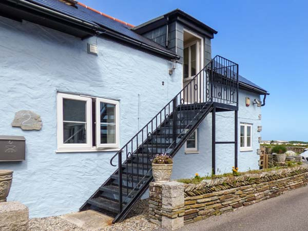 Blue House, The,Tintagel