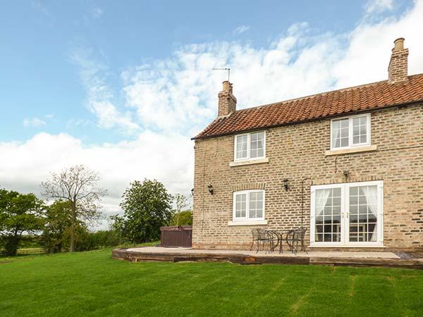 Gunby Hall Cottages,