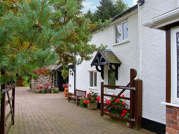 Little White Cottage, The,Ruthin