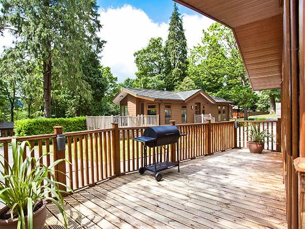 Beech Hill Lodge (Beech Hill 9) at Fallbarrow Park