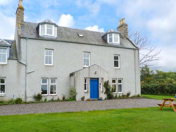 West Wing, The,Grantown-on-Spey