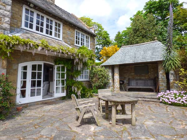 Patio Apartment, The,Abersoch