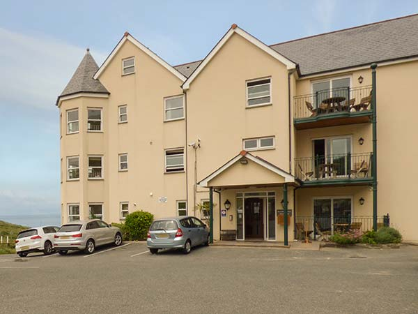 4 Beachcombers Apartments,Newquay
