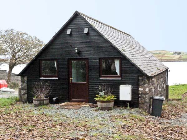 Greshornish Boathouse,Isle of Skye
