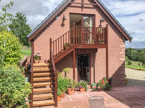 Roofspace at Braeside, The,Edzell