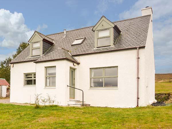 Birch Cottage,Ullapool