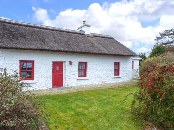 Quiet Man's Cottage,Ireland