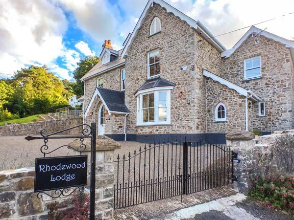 Rhodewood Lodge,Saundersfoot