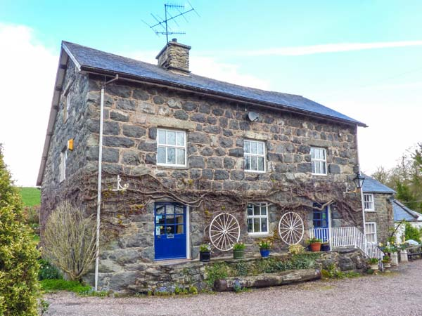 Mill House, The,Bala