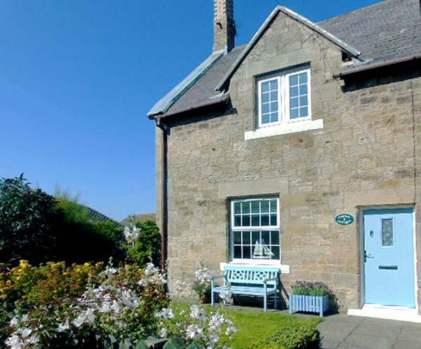 Corner Cottage,Amble