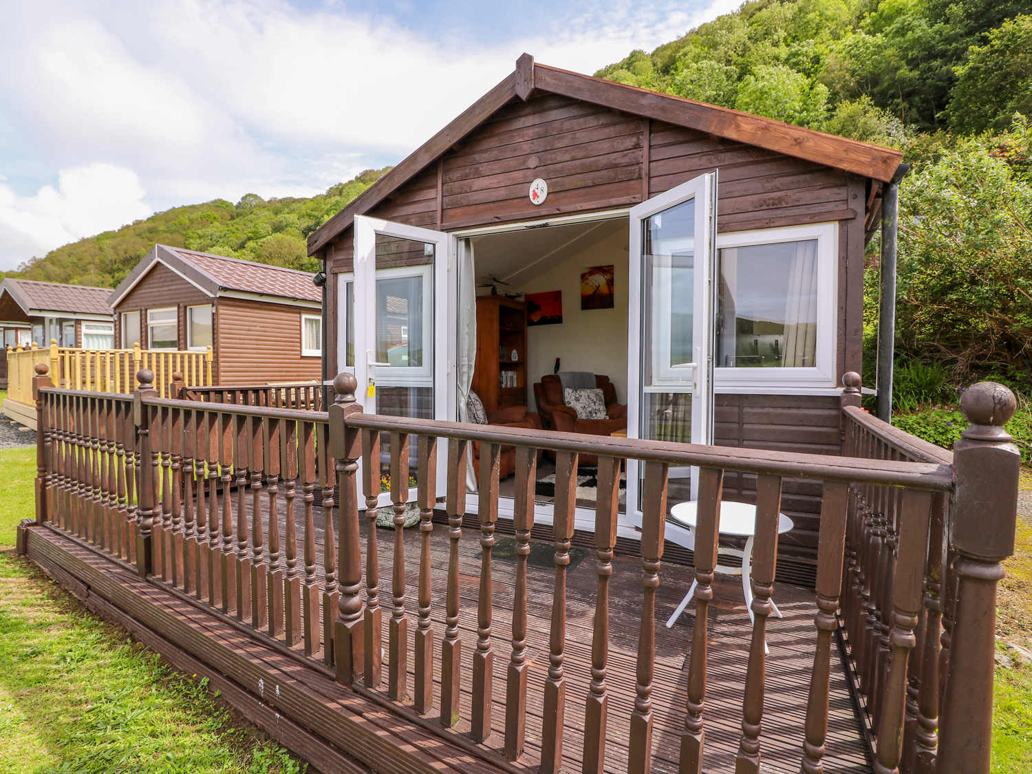 Chalet 48, Mid Wales