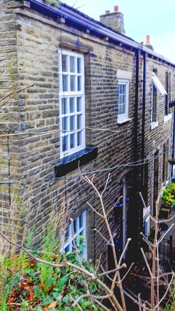 Little Absinthe Cottage, The,Haworth