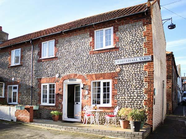 Captain's Cottage,Sheringham