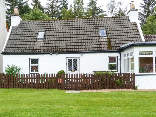 Old Cottage at Inchbrine, The,Inverness