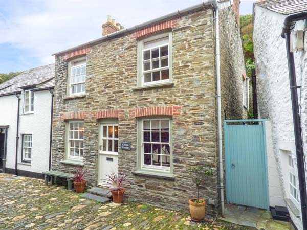 Cobble Cottage,Boscastle