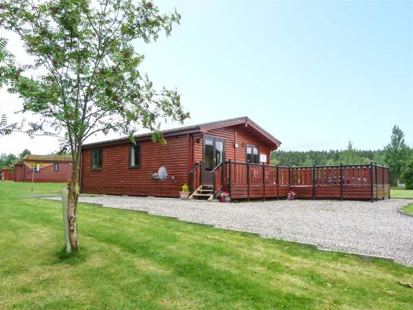 Wildcat Lodge,Newtonmore