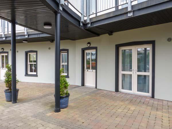 Central Ardara Riverside Apartment, Ireland
