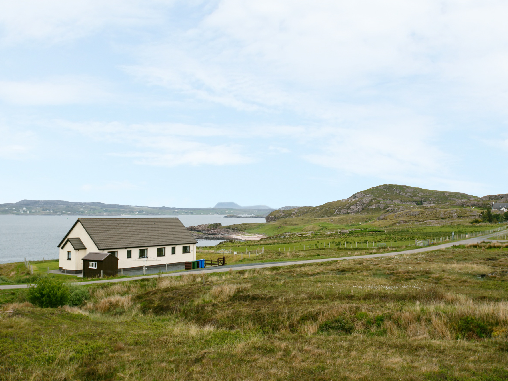 1 BAYVIEW BUNGALOW, Scotland, Scottish Highlands, Ross and Cromarty, Poolewe