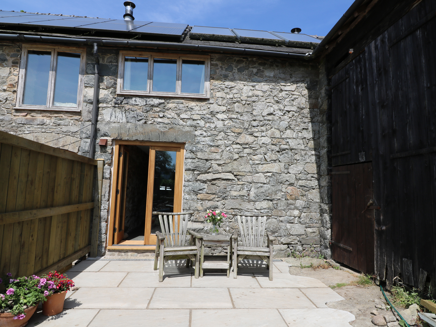 The Stable, Mid Wales