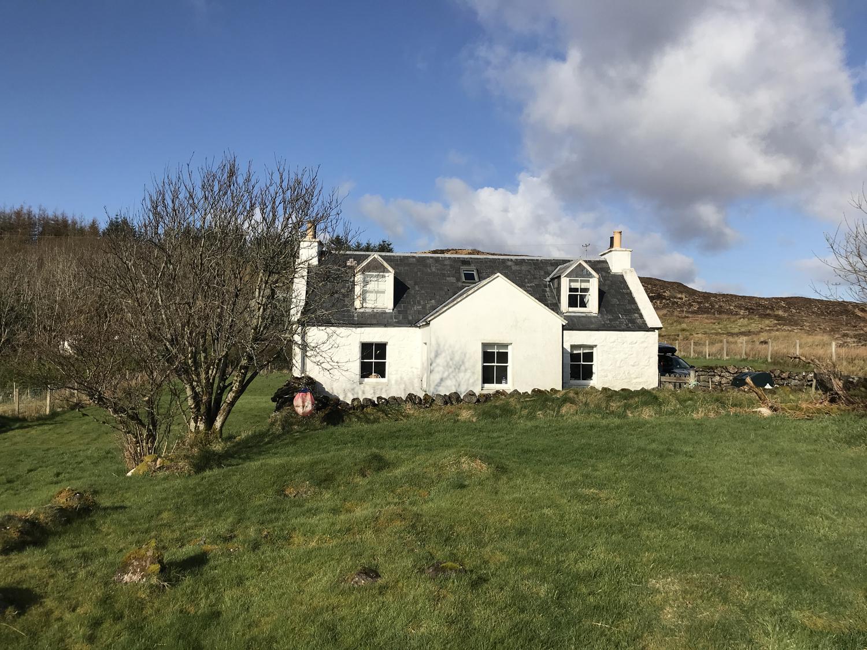 Half of 6, Isle of Skye, Highlands