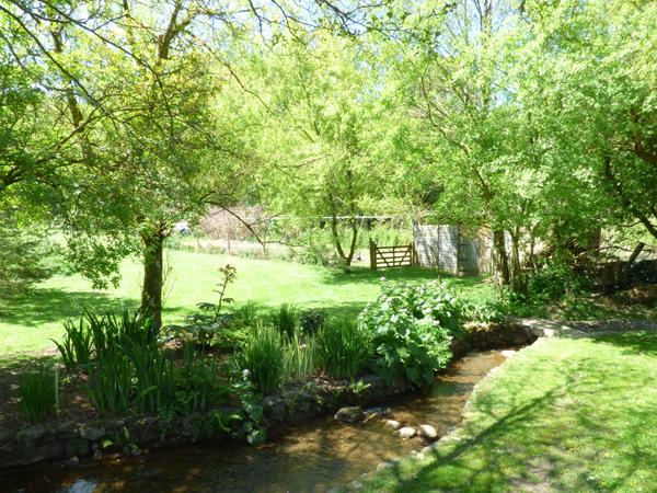 Brightley Mill Barn