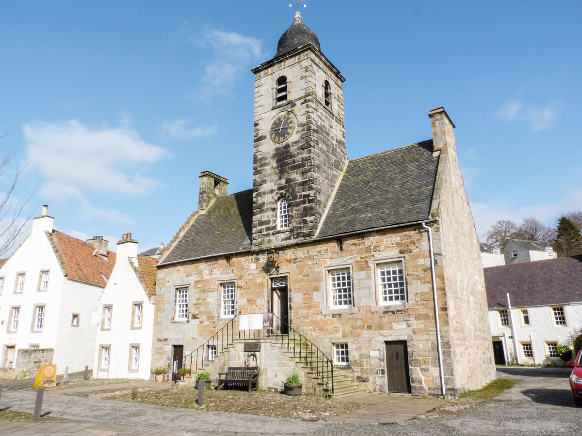 2 Cunninghame House, Scotland