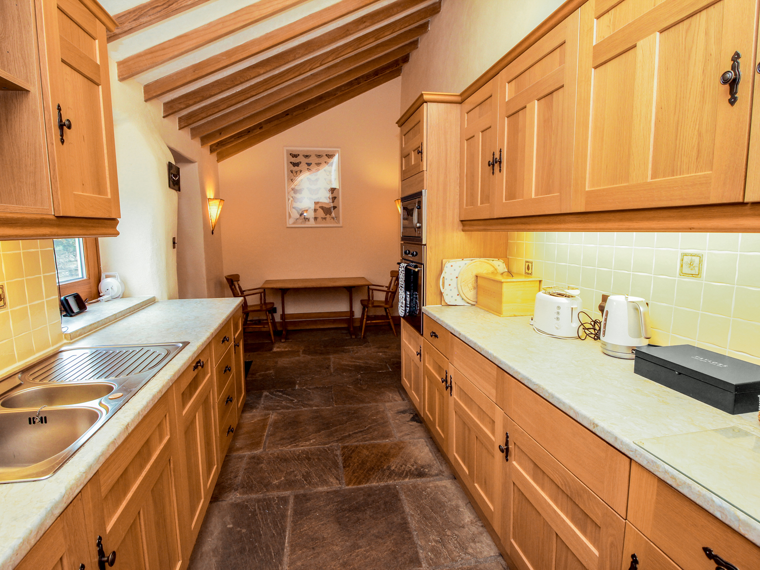 island for kitchens high cottage cressbrook self catering rental 12736