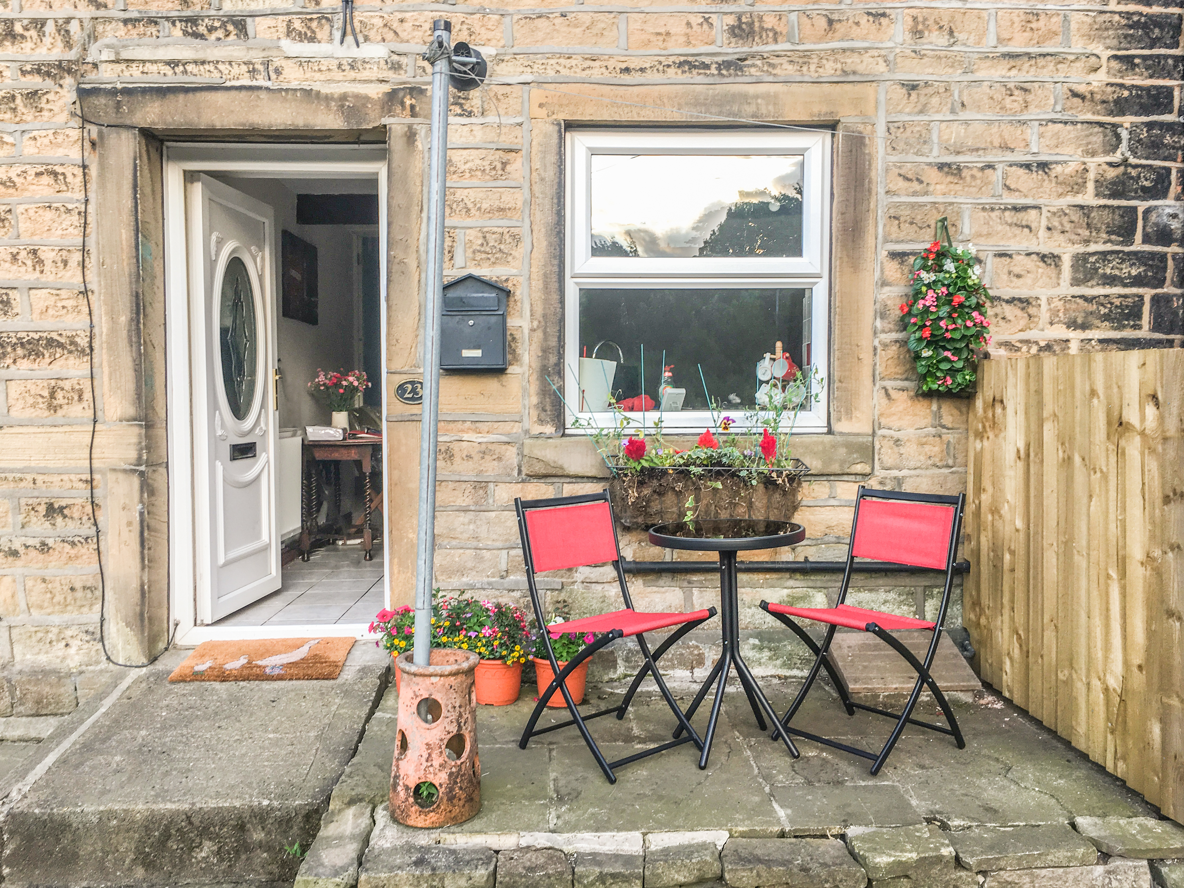 Hinchlif Cottage, Yorkshire
