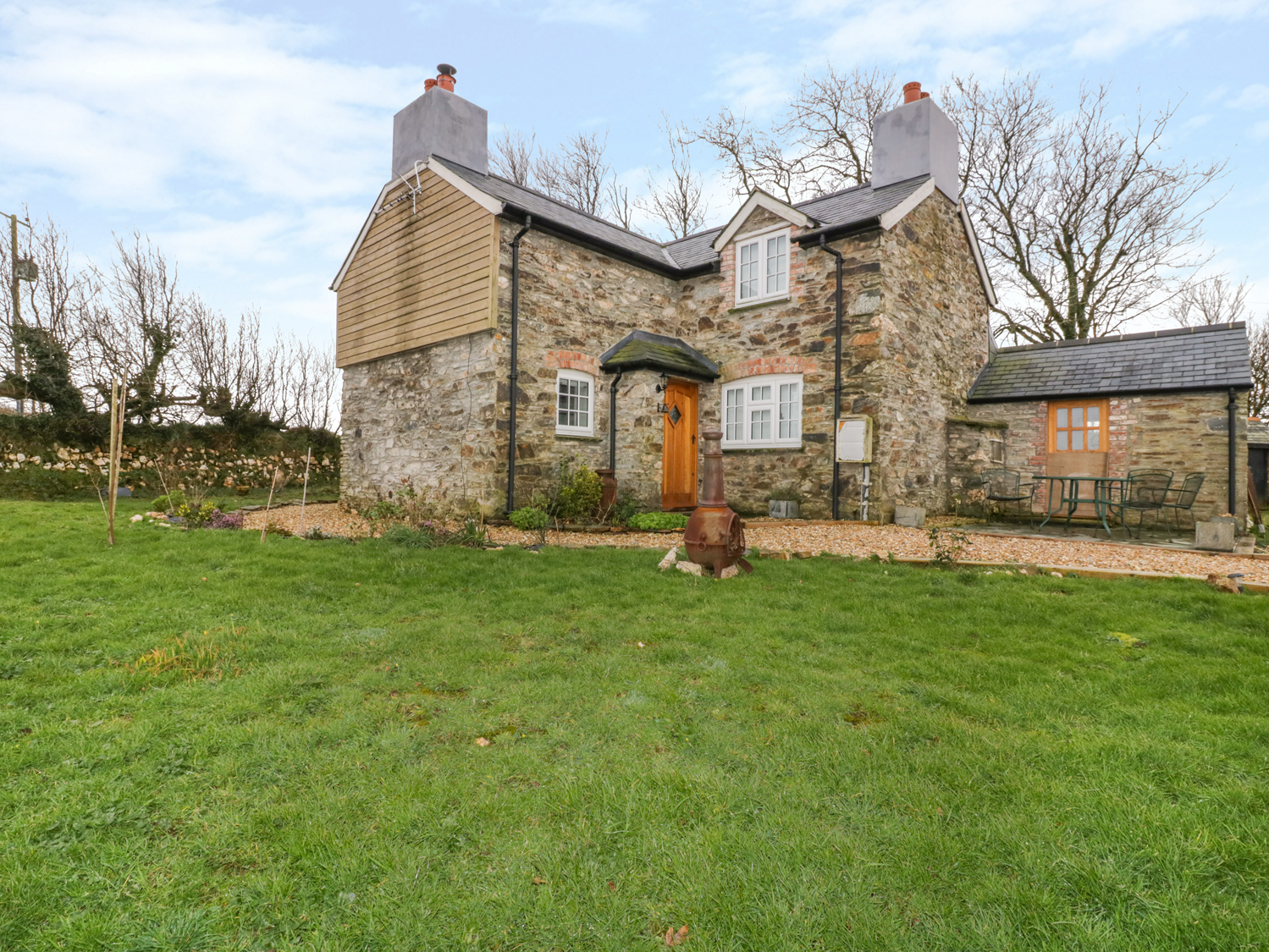 Hallgarden Farmhouse