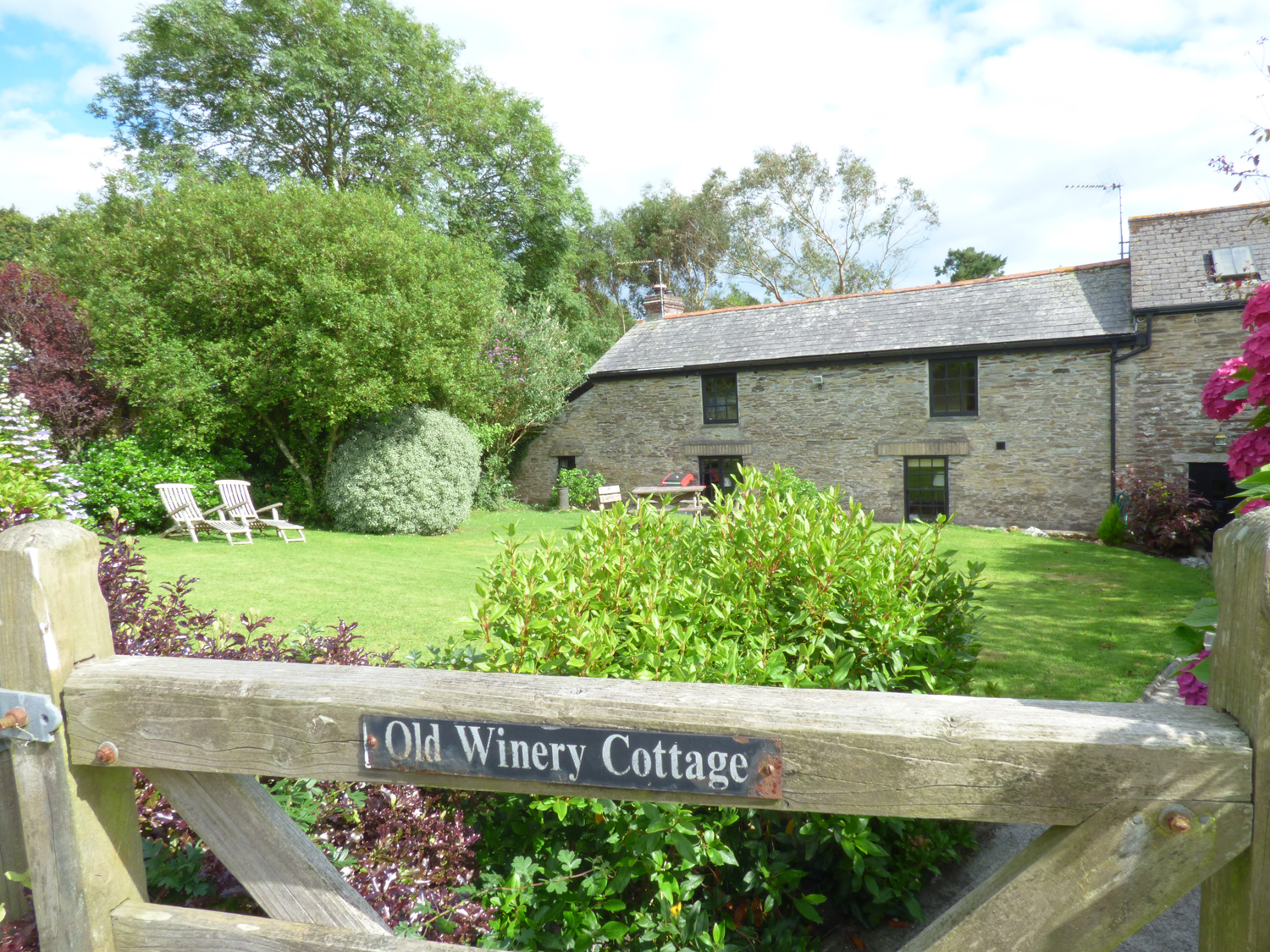 Old Winery Cottage