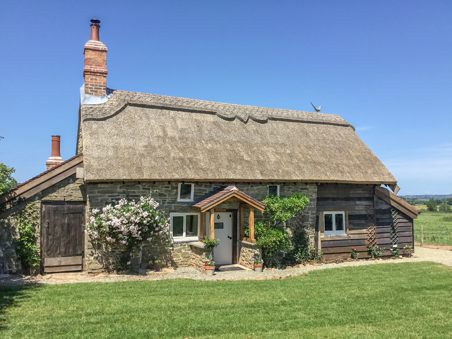 The Old Cottage, Heart of England