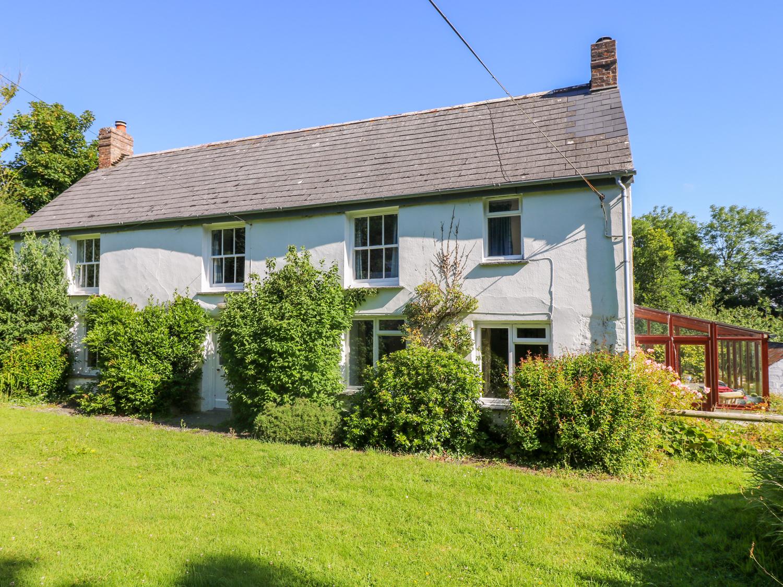 Tregithey Farmhouse