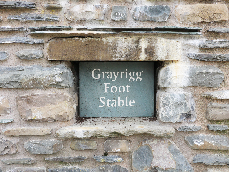 Grayrigg Foot Stable