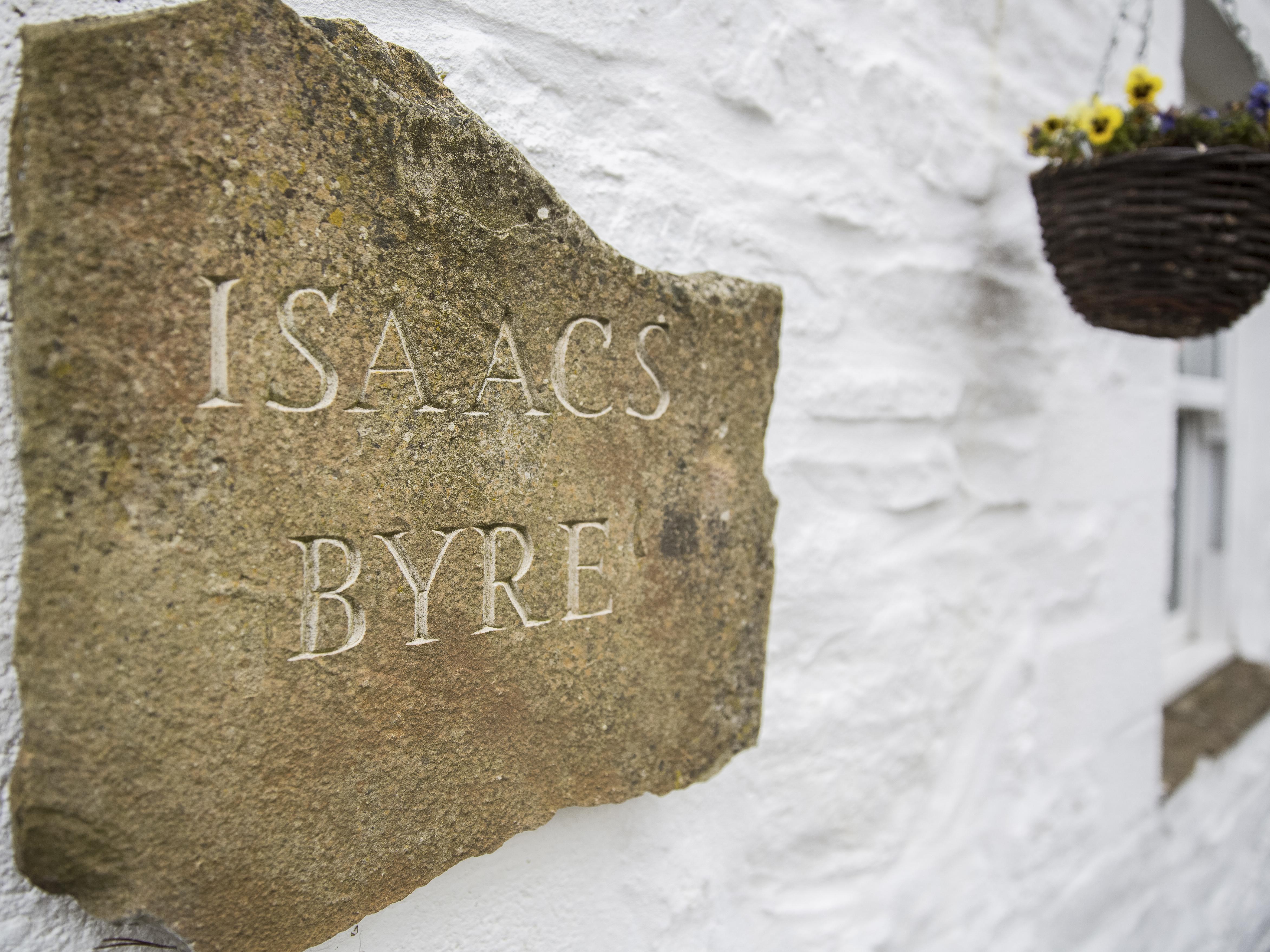 Isaacs Byre