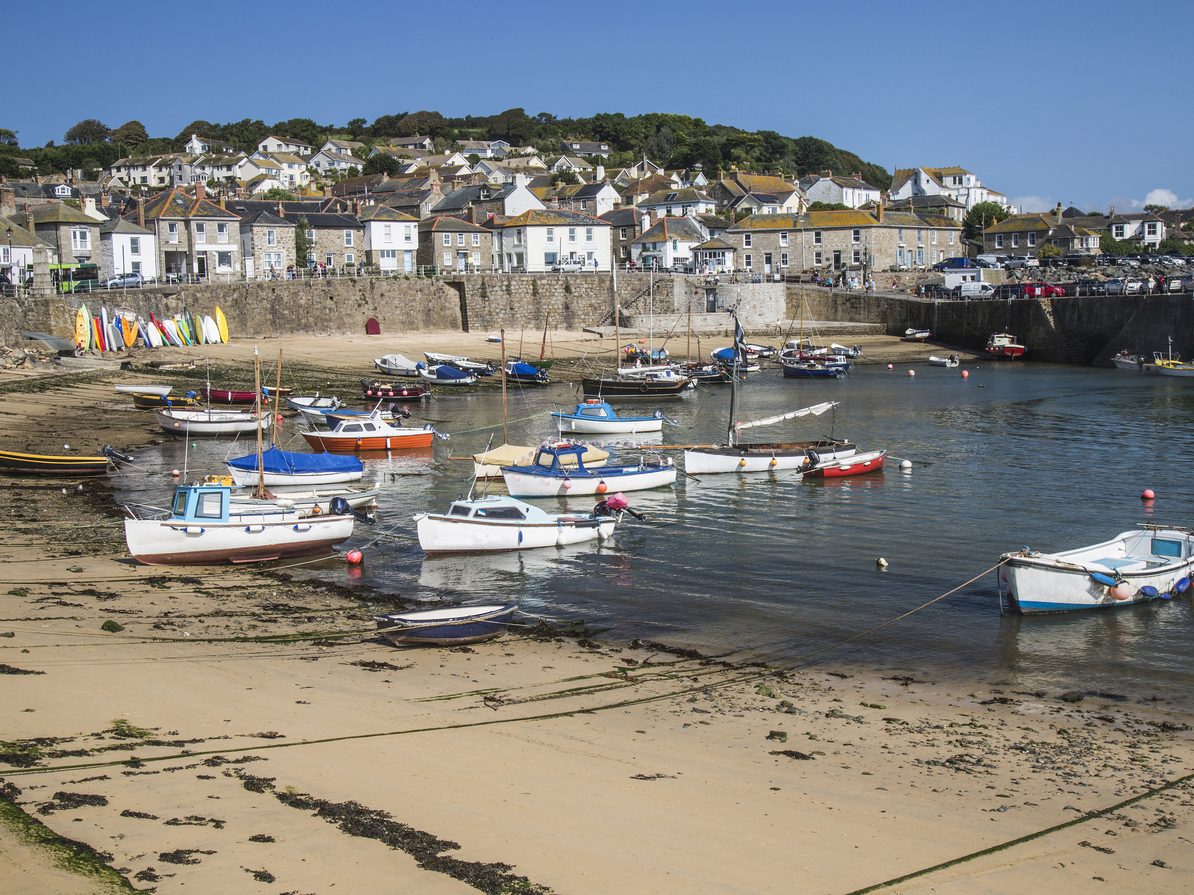 Amarrah, Mousehole