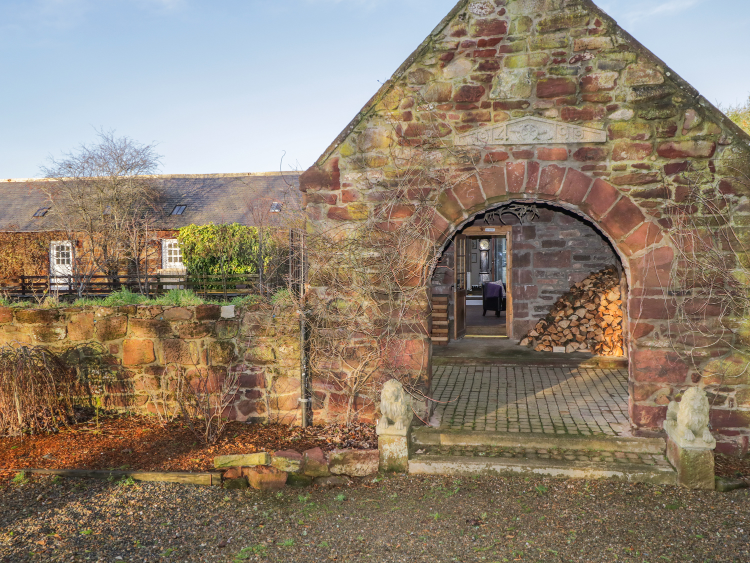 The Orangery, Moray, Aberdeenshire & The Coastal Trail