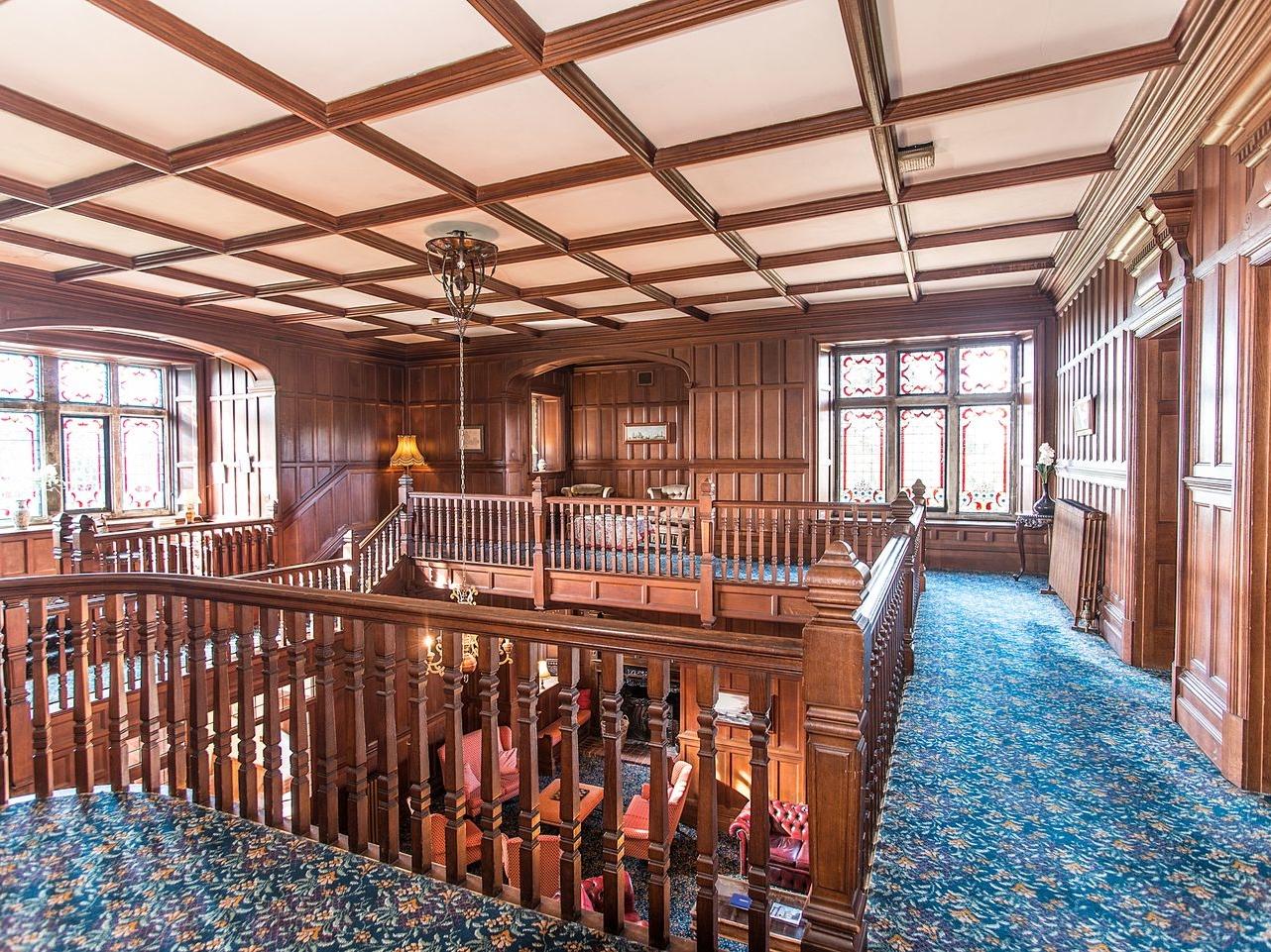 Alston Hall
