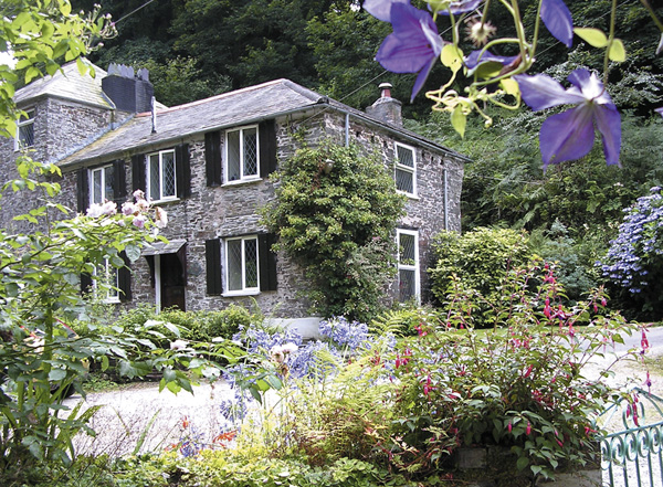 Miller's House,Tintagel