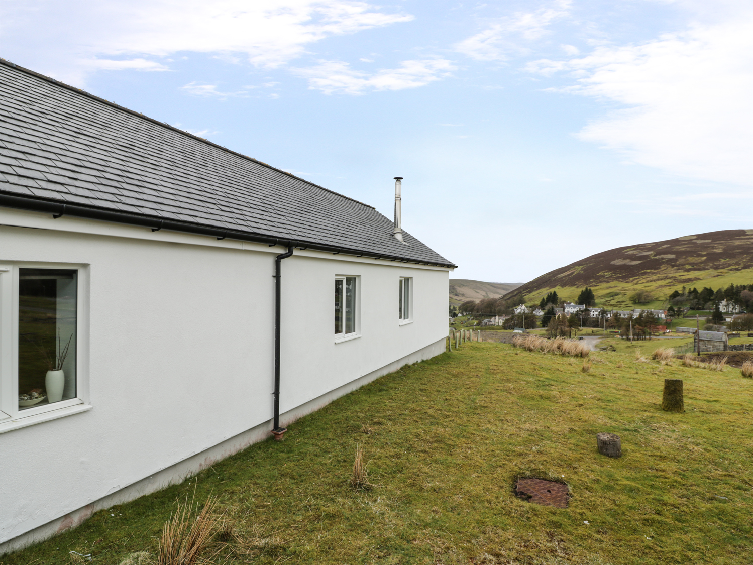 4 Mountain Lodge, Wanlockhead