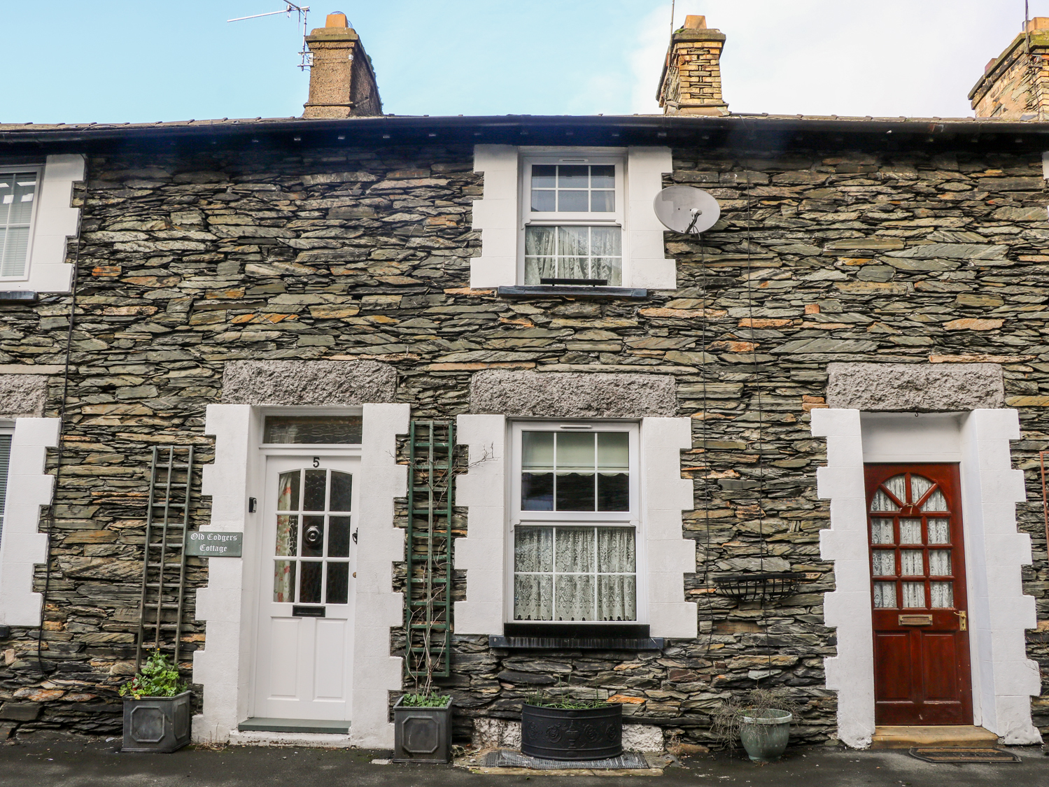 Old Codgers Cottage