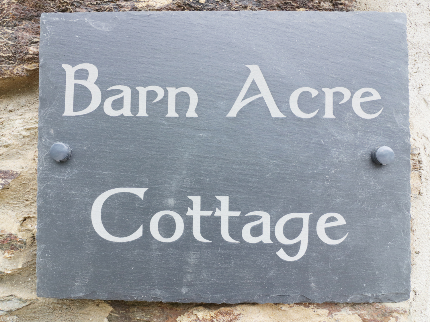 Barn Acre Cottage