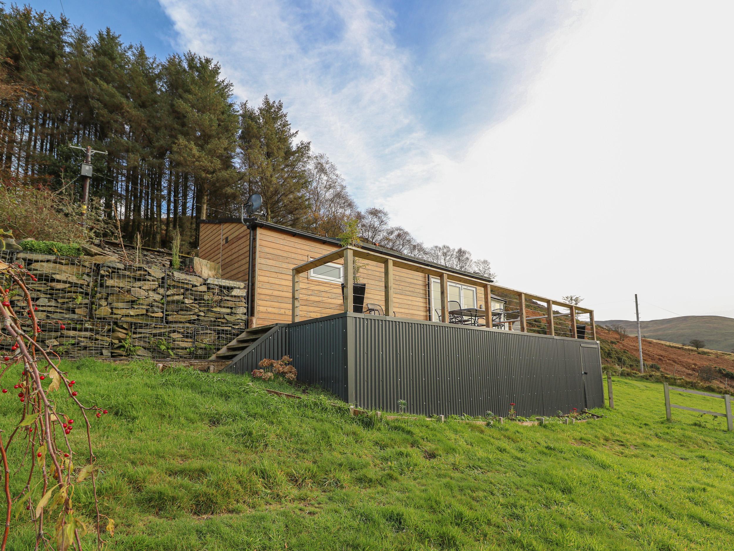Haka Lodge, Mid Wales