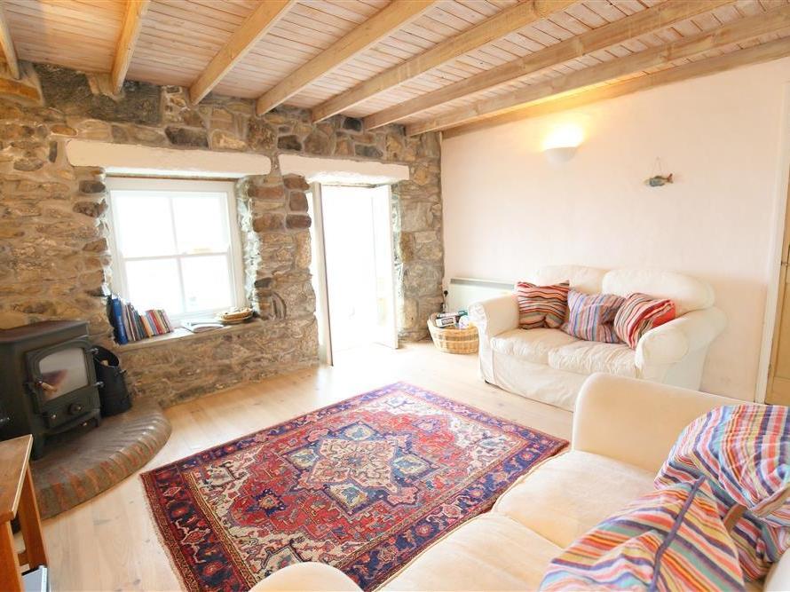Greeb Rocks Cottage
