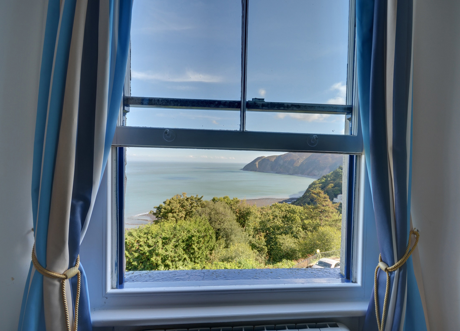 The Penthouse Lynmouth Bay