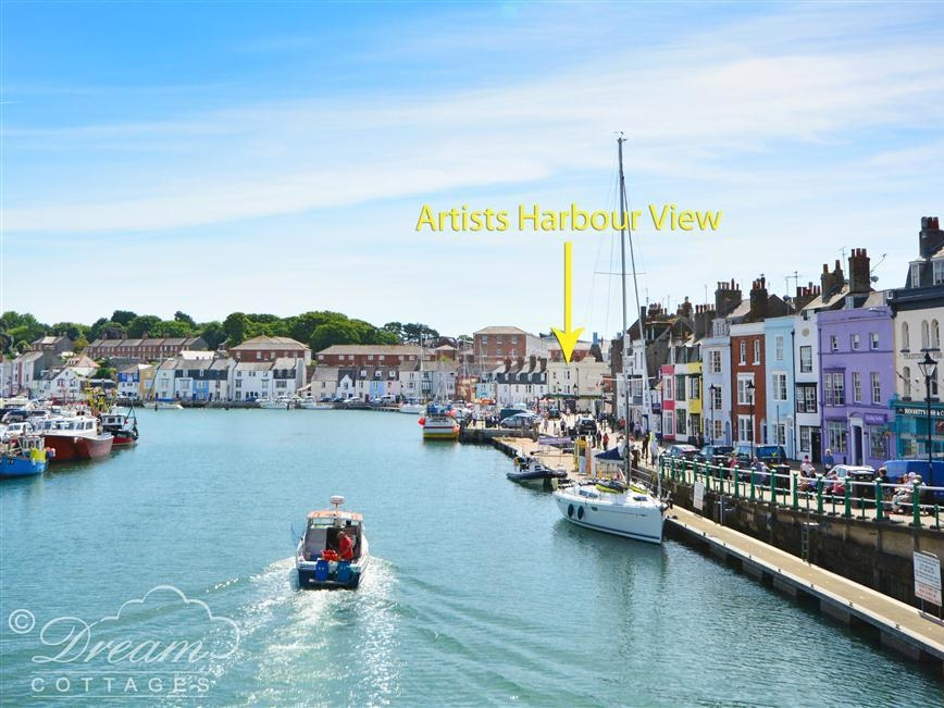 Artists Harbour View